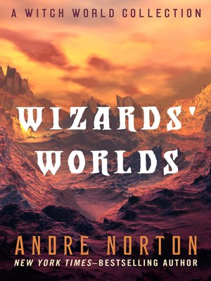 cover image of Wizard's Worlds