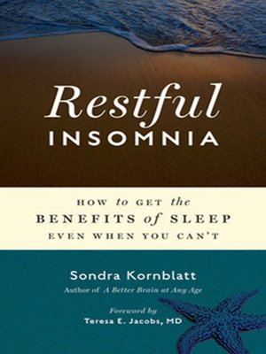 cover image of Restful Insomnia