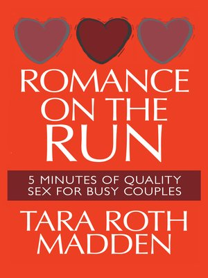 cover image of Romance on the Run