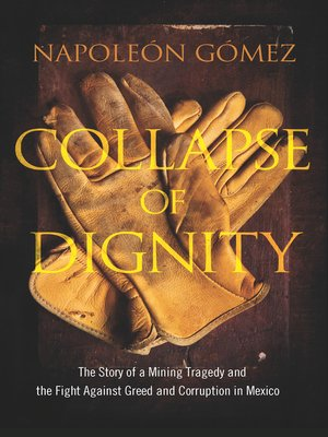 cover image of Collapse of Dignity
