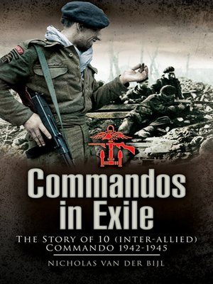 cover image of Commandos in Exile