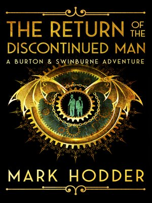 cover image of The Return of the Discontinued Man