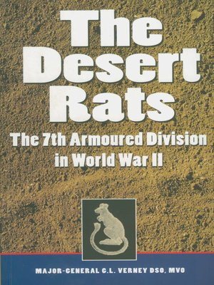 cover image of The Desert Rats