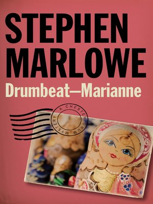 cover image of Drumbeat - Marianne