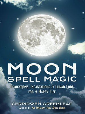 cover image of Moon Spell Magic