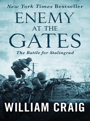 cover image of Enemy at the Gates