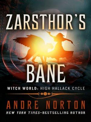 cover image of Zarsthor's Bane
