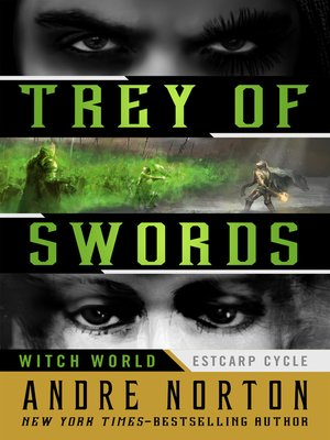 cover image of Trey of Swords