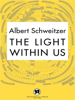 cover image of The Light Within Us