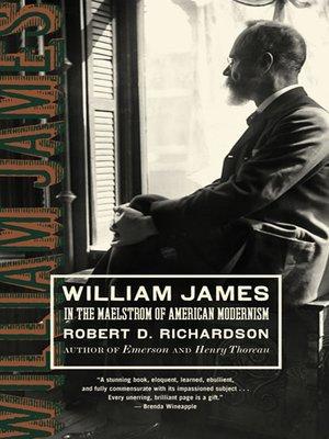 cover image of William James
