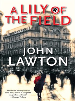 cover image of A Lily of the Field
