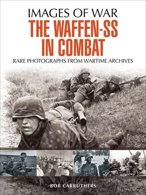 cover image of The Waffen-SS in Combat