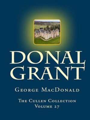 cover image of Donal Grant