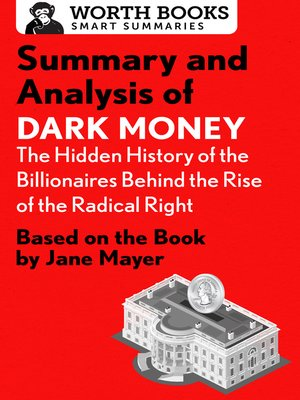 cover image of Summary and Analysis of Dark Money