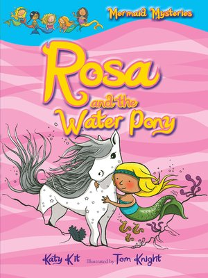 cover image of Rosa and the Water Pony