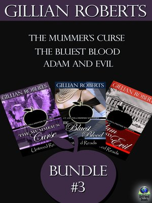 cover image of The Amanda Pepper Mysteries, Bundle #3