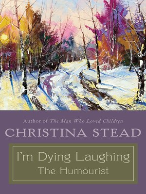 cover image of I'm Dying Laughing