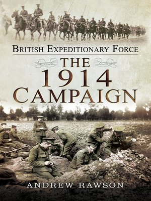 cover image of The 1914 Campaign