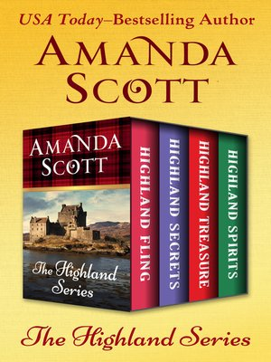 cover image of Highland Series
