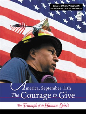 cover image of America, September 11th