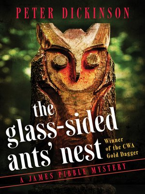 cover image of The Glass-Sided Ants' Nest