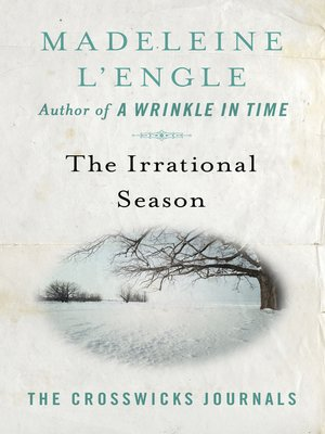 cover image of The Irrational Season
