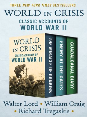 cover image of World in Crisis
