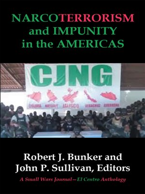 cover image of Narcoterrorism and Impunity in the Americas