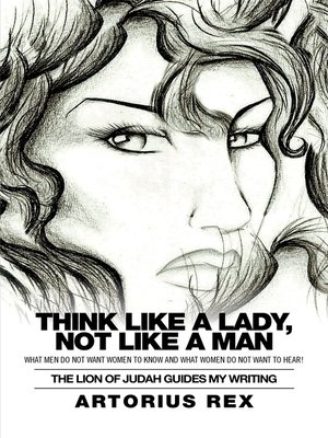 cover image of Think Like a Lady, Not Like a Man