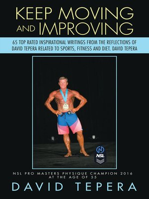 cover image of Keep Moving and Improving