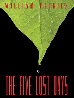cover image of The Five Lost Days