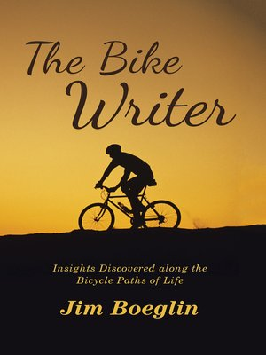 cover image of The Bike Writer