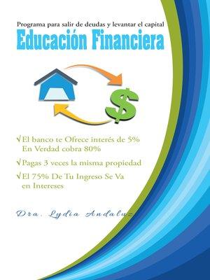 cover image of Educación Financiera