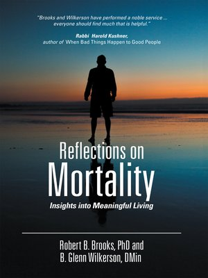 cover image of Reflections on Mortality
