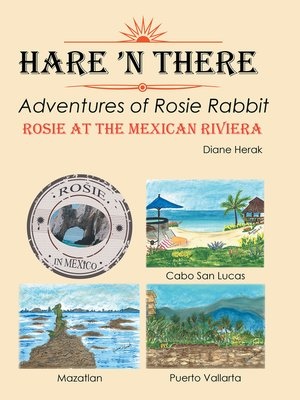 cover image of Hare 'n' Their Adventures of Rosie Rabbit