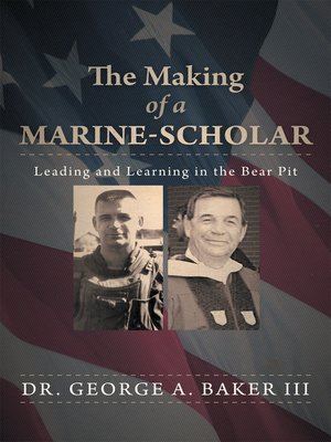 cover image of The Making of a Marine-Scholar