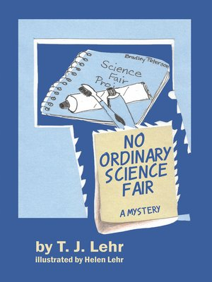 cover image of No Ordinary Science Fair