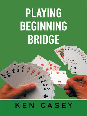 cover image of Playing Beginning Bridge