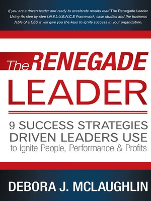 cover image of The Renegade Leader