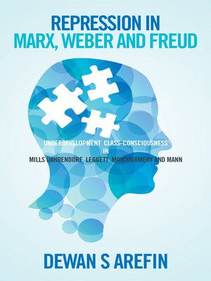 cover image of Repression in Marx, Weber and Freud