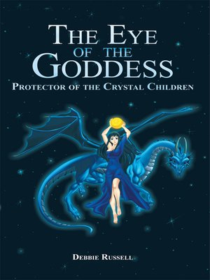 cover image of The Eye of the Goddess
