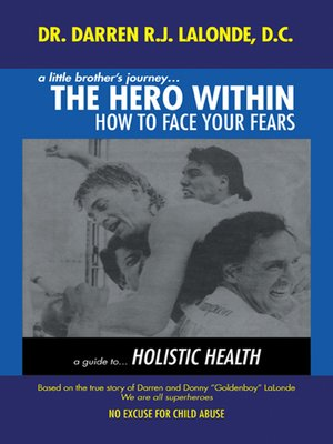 cover image of A Little Brother's Journey... the Hero Within