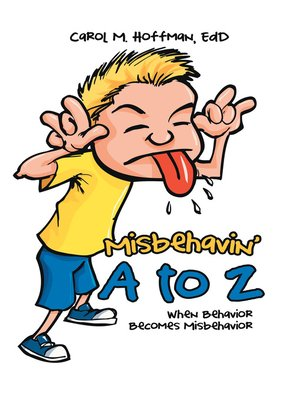 cover image of Misbehavin'  A to Z