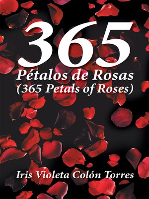 cover image of 365 Pétalos de rosas