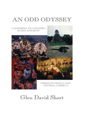 cover image of An Odd Odyssey