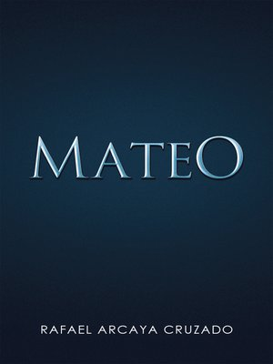 cover image of Mateo