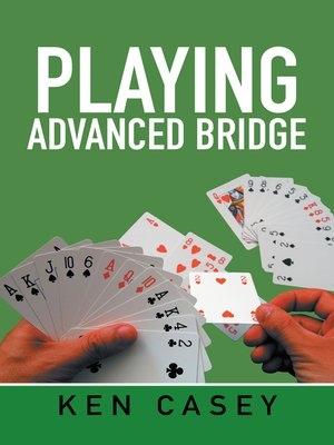 cover image of Playing Advanced Bridge