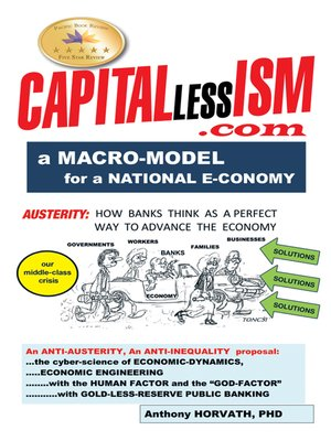 cover image of CAPITALlessISM