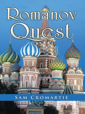cover image of Romanov Quest