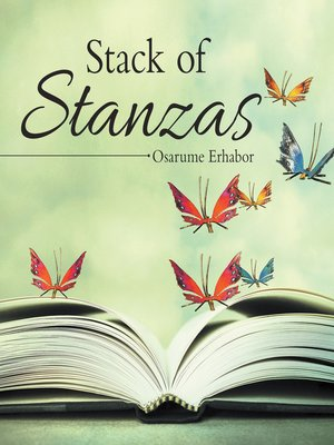 cover image of Stack of Stanzas